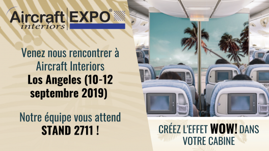 aircraft interiors los angeles adhetec exposant
