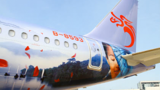 loong livery, mro, aerospace sticker