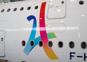 Adhecal 13880 Decals Air France